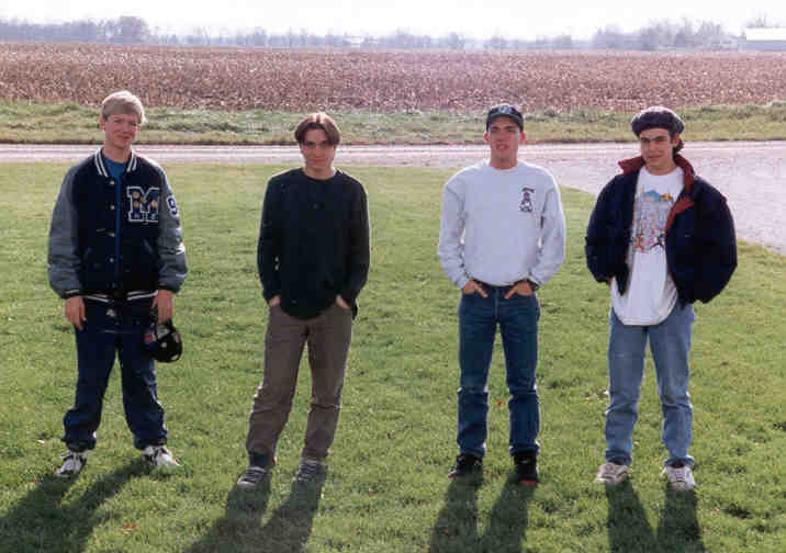 Montgomery Farm w Cousins 